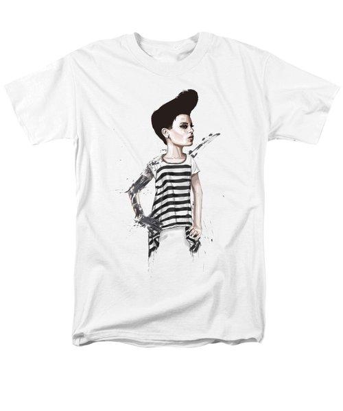 untitled II T-Shirt by Balazs Solti
