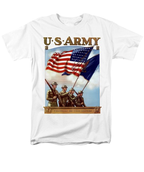 US Army -- Guardian Of The Colors T-Shirt by War Is Hell Store