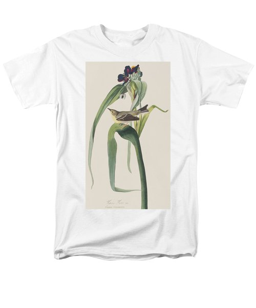Vigor's Warbler Men's T-Shirt  (Regular Fit) by John James Audubon