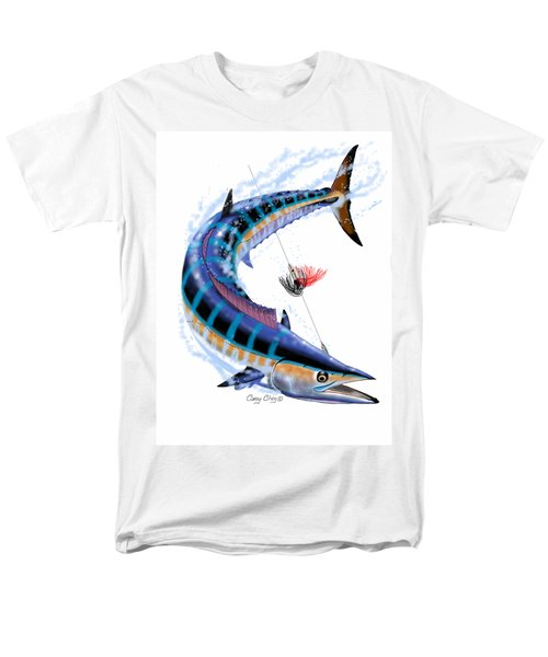 Wahoo Digital Men's T-Shirt  (Regular Fit) by Carey Chen