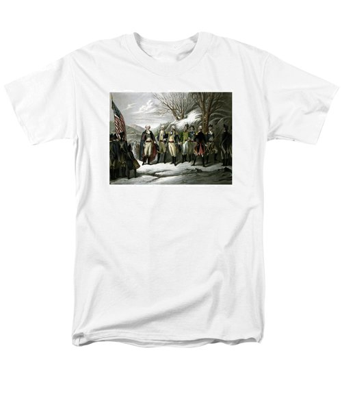 Washington and His Generals  T-Shirt by War Is Hell Store