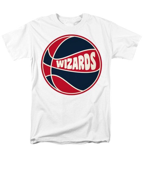 Washington Wizards Retro Shirt Men's T-Shirt  (Regular Fit) by Joe Hamilton