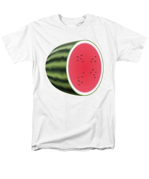 Water Melon Men's T-Shirt  (Regular Fit) by Miroslav Nemecek