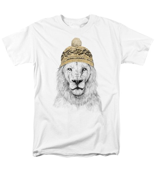 Winter Is Coming Men's T-Shirt  (Regular Fit) by Balazs Solti