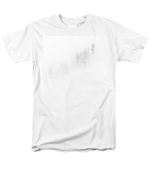 Winter Veil T-Shirt by Mike  Dawson