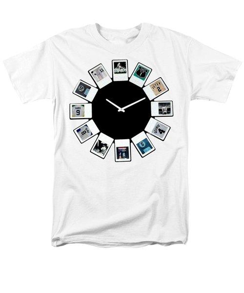 yankees Clock T-Shirt by Paul Van Scott