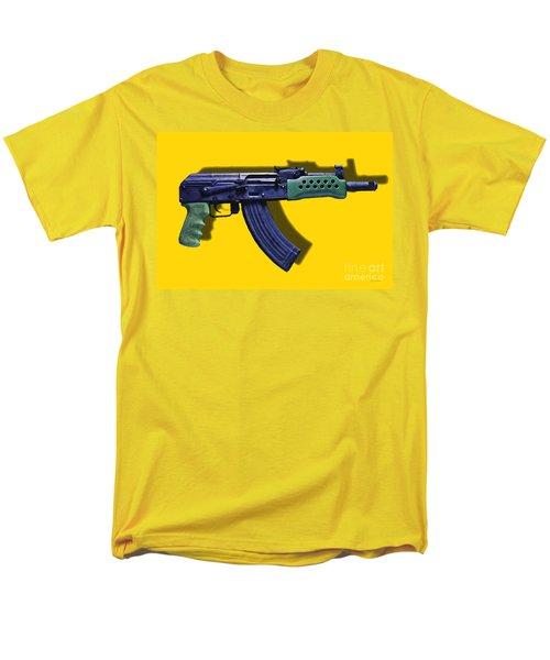 Assault Rifle Pop Art - 20130120 - v2 T-Shirt by Wingsdomain Art and Photography