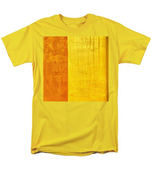 Orange Pineapple T-Shirt by Michelle Calkins