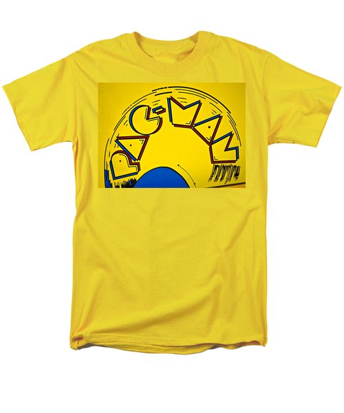 Pac-Man T-Shirt by Frozen in Time Fine Art Photography