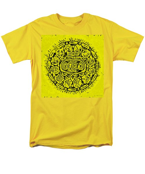 YELLOW OREO T-Shirt by ROB HANS