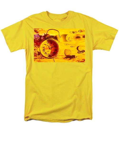 Abstract time T-Shirt by Garry Gay