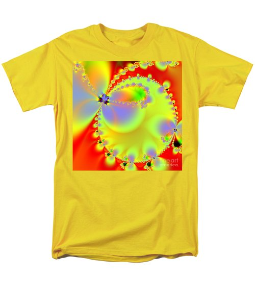 The Butterfly Effect . Summer . Square T-Shirt by Wingsdomain Art and Photography