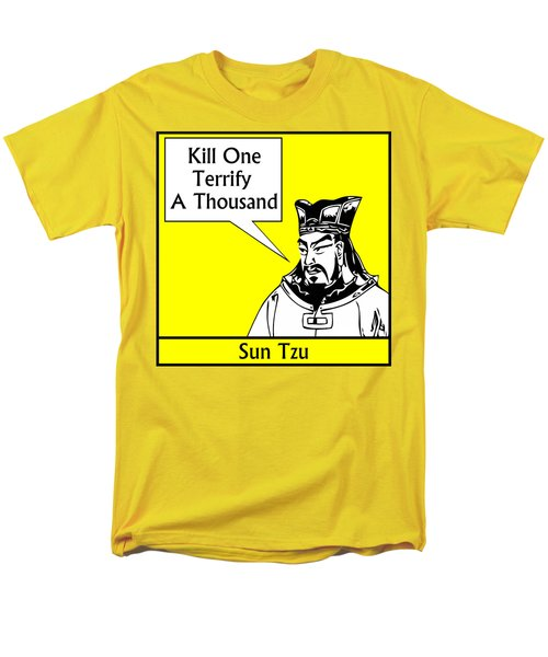 Sun Tzu T-Shirt by War Is Hell Store