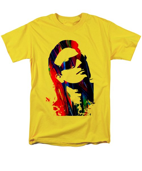 Bono Collection Men's T-Shirt  (Regular Fit) by Marvin Blaine