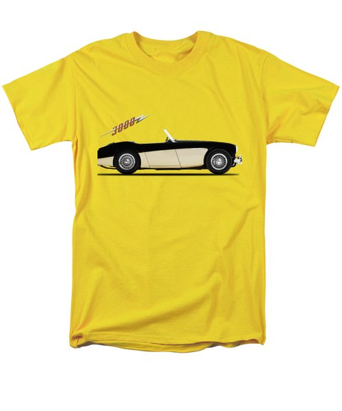 Austin Healey 3000 Men's T-Shirt  (Regular Fit) by Mark Rogan