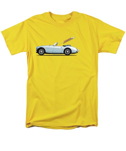 Austin Healey 3000 Mk3 Men's T-Shirt  (Regular Fit) by Mark Rogan