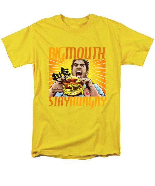 Bigmouth Men's T-Shirt  (Regular Fit) by Akyanyme