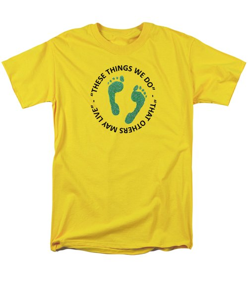 Combat Search And Rescue Men's T-Shirt  (Regular Fit) by Julio Lopez