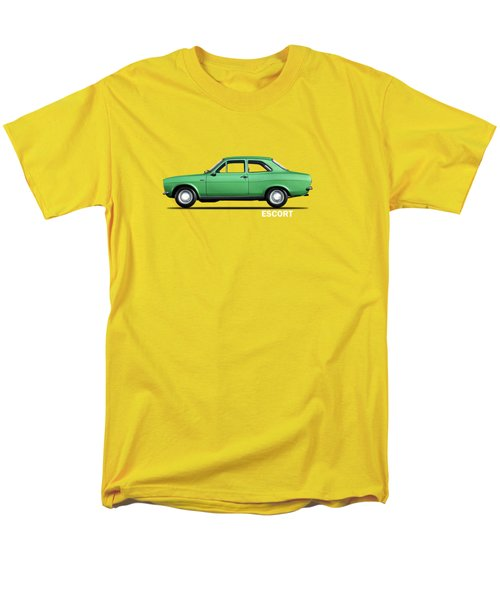 Escort Mark 1 1968 Men's T-Shirt  (Regular Fit) by Mark Rogan