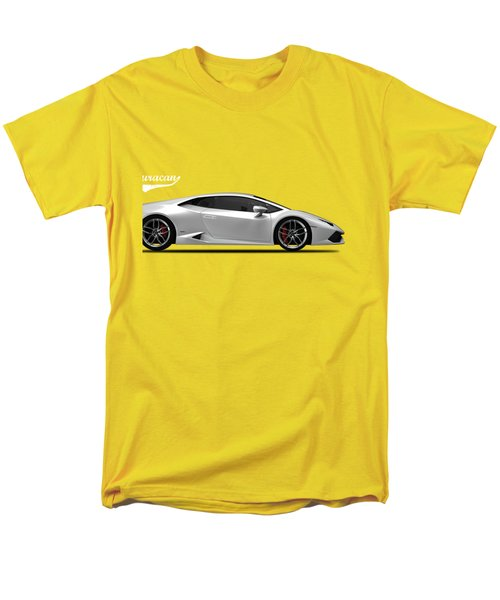Lamborghini Huracan Men's T-Shirt  (Regular Fit) by Mark Rogan