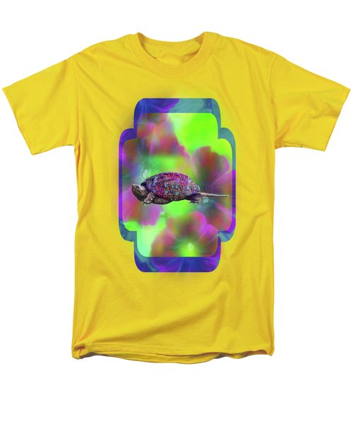 Ms Curlie Men's T-Shirt  (Regular Fit) by Linda Troski