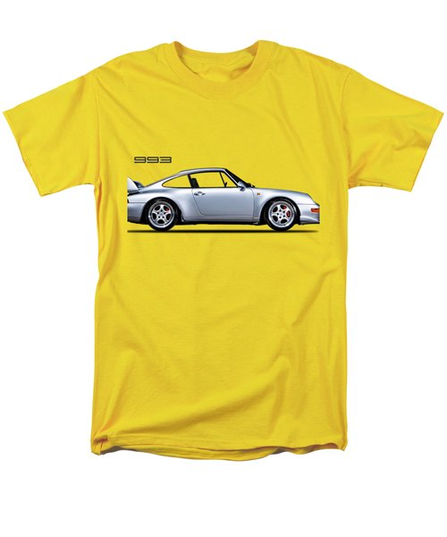 Porsche 993 Men's T-Shirt  (Regular Fit) by Mark Rogan