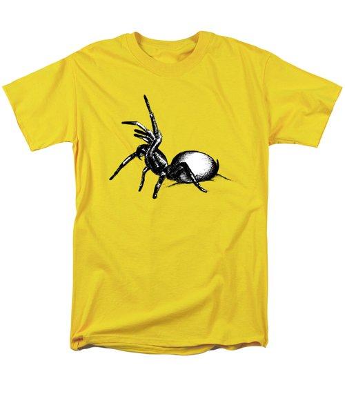 Sydney Funnel Web Men's T-Shirt  (Regular Fit) by Nicholas Ely