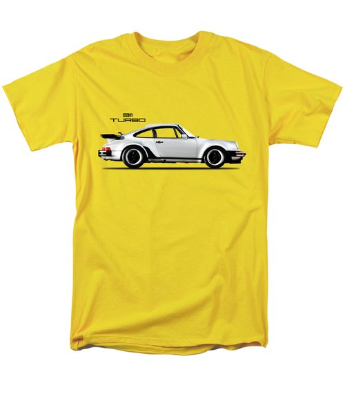 The 911 Turbo 1984 Men's T-Shirt  (Regular Fit) by Mark Rogan