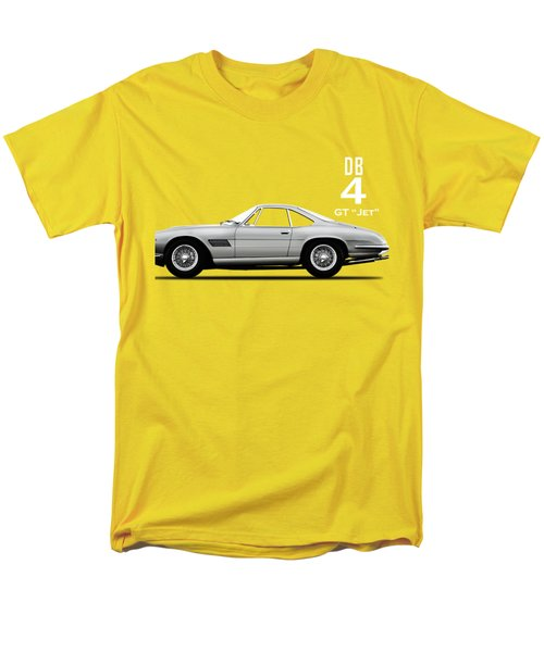 The Db4gt Jet Men's T-Shirt  (Regular Fit) by Mark Rogan