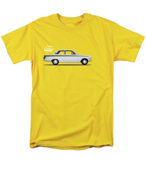 The Lotus Cortina Men's T-Shirt  (Regular Fit) by Mark Rogan