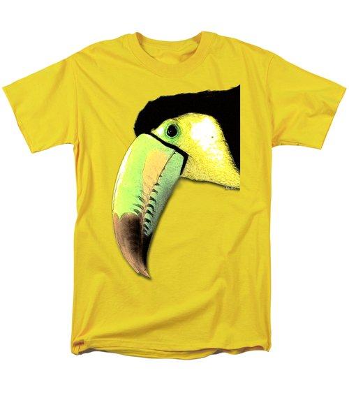 Toucan Do It Men's T-Shirt  (Regular Fit) by Russ Harris