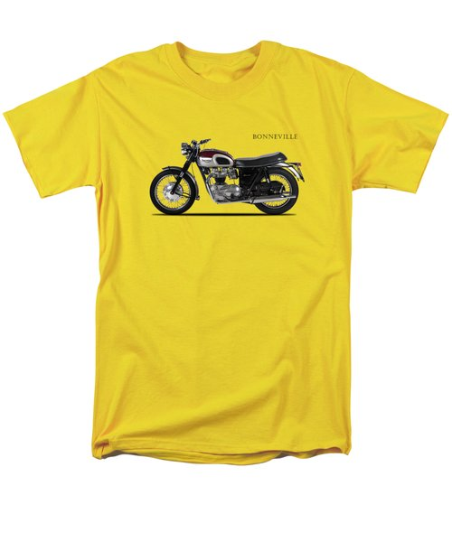 Triumph Bonneville 1968 Men's T-Shirt  (Regular Fit) by Mark Rogan
