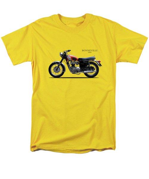 Triumph Bonneville 1969 Men's T-Shirt  (Regular Fit) by Mark Rogan