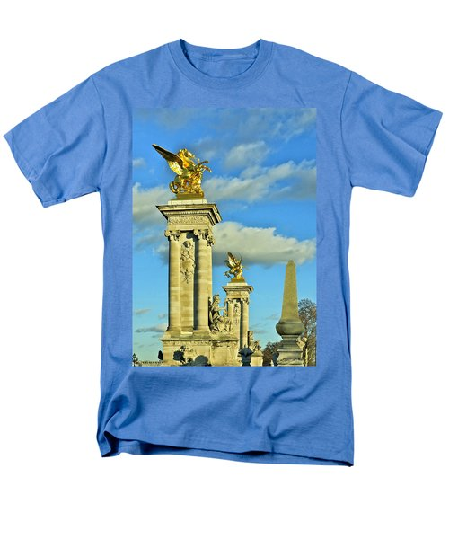 Pont Alexandre III T-Shirt by Mountain Dreams