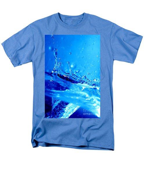 Water splash T-Shirt by Michal Bednarek