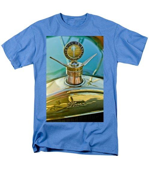 1923 Ford Model T Hood Ornament T-Shirt by Jill Reger