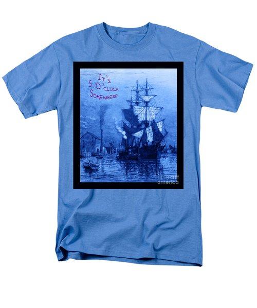 It's 5 O'clock Somewhere T-Shirt by John Stephens