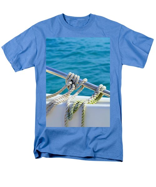 the ropes T-Shirt by Laura  Fasulo