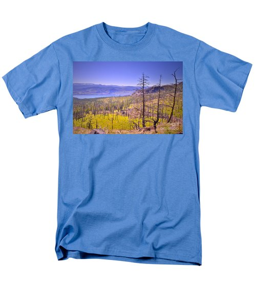 A View from Okanagan Mountain T-Shirt by Tara Turner
