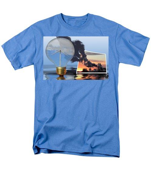 Alternative Energy T-Shirt by Shane Bechler