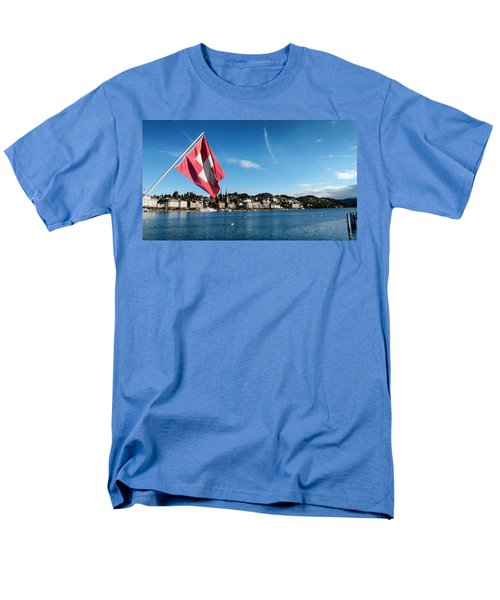 Beauty of Lucerne T-Shirt by Mountain Dreams