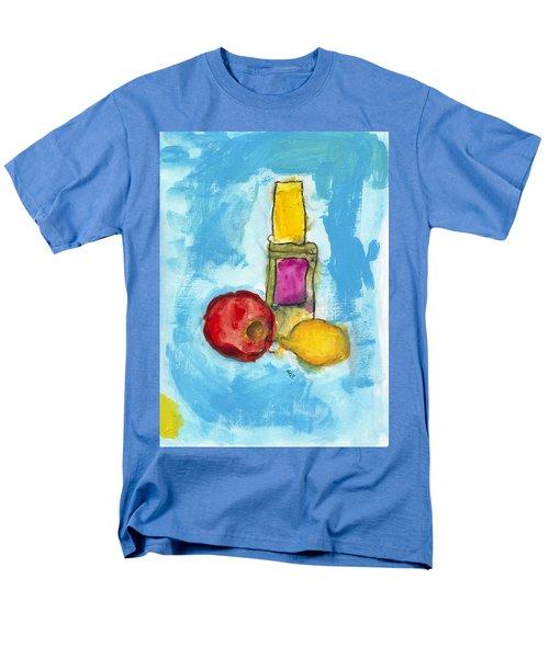 Bottle Apple and Lemon T-Shirt by Skip Nall