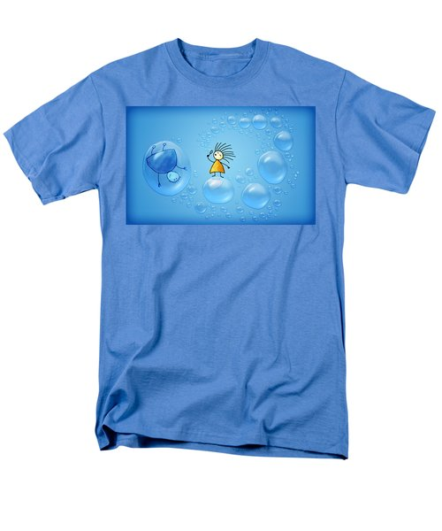 Bubble Folks T-Shirt by Gianfranco Weiss
