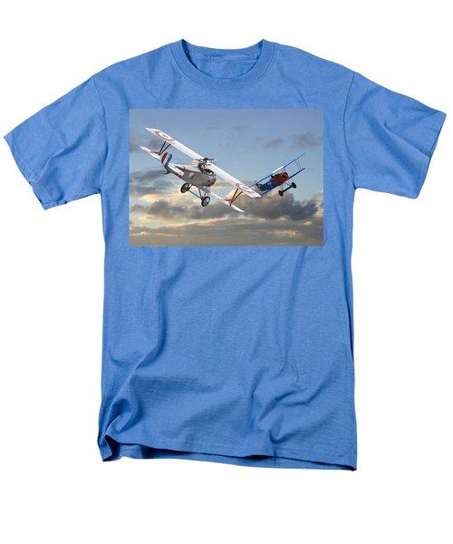 Close Quarters T-Shirt by Pat Speirs