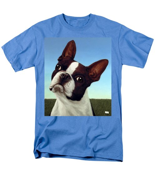 Dog-Nature 4 T-Shirt by James W Johnson