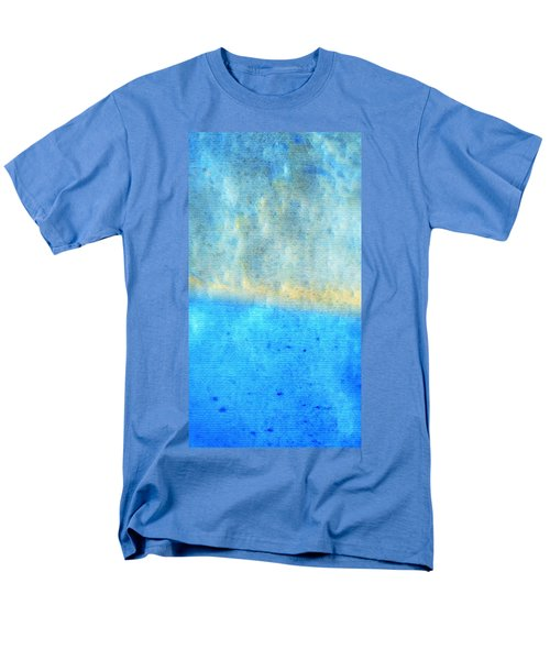 Eternal Blue - Blue Abstract Art By Sharon Cummings T-Shirt by Sharon Cummings