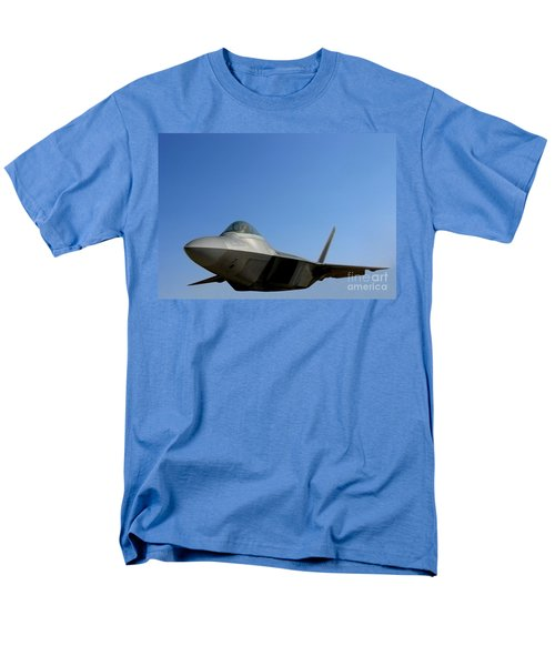 F22 Raptor  T-Shirt by Olivier Le Queinec