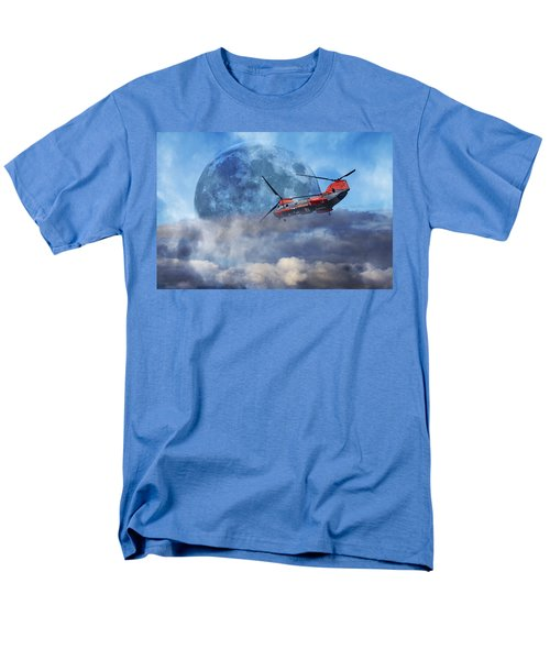 Full Moon Rescue T-Shirt by Betsy C  Knapp