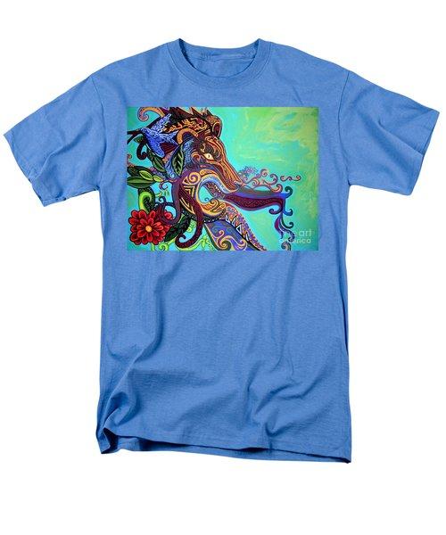 Gargoyle Lion 3 T-Shirt by Genevieve Esson