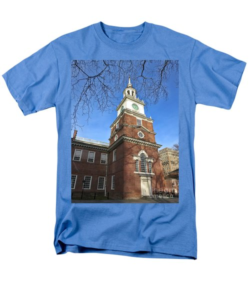 Independence Hall Bell Tower T-Shirt by Olivier Le Queinec